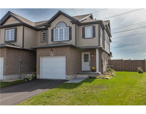 45 Sorrento St, Kitchener Ontario